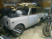 Scout 2 Project truck for trade