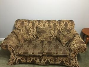 Antique 3 Piece Sofa Set For Sale -