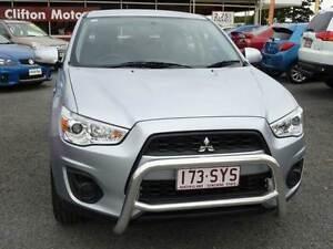2013 Mitsubishi ASX manual Wagon still under new car warranty Murgon South Burnett Area Preview