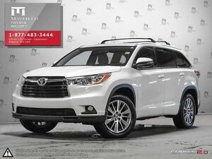2015 Toyota Highlander XLE All-wheel Drive (AWD)