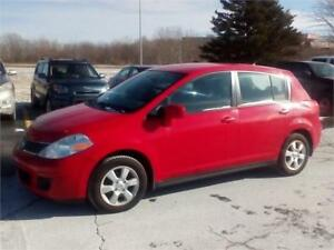 2009 Nissan Versa 1.8 S AUTO LOADED PRIVATE SALE NEW MVI $3250