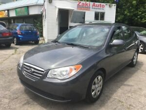 2008 Hyundai Elantra GL/Safety And E Test is Included The Price