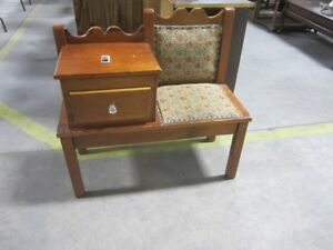 Vintage telephone stand - 7211O