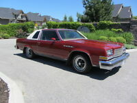 1977 Buick Electra  2 Door Coupe ...Excellent Original Condition