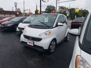 2015 smart fortwo Passion- HEATED FRONT SEATS, LEATHER INTERIOR