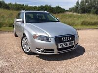 AUDI A4 AVANT 2.0 TDI SE AUTO *FULL LEATHER, LOW MILES, FSH*