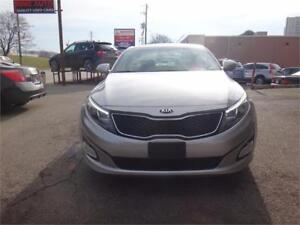 2014 Kia Optima EX Luxury W/Navigation