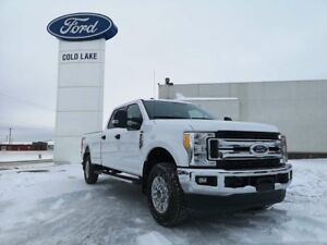 2017 Ford Super Duty F-350 SRW XLT LONG BOX, SEATS 6, GAS ENGINE