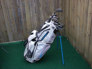 Men's Right hand Golf sets Nike  & set of Ping