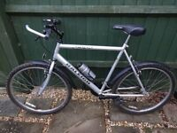 MENS RALEIGH MAX 15 GEAR MOUNTAIN BIKE