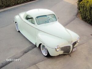 Hemi powered 3 window 1941 Desoto