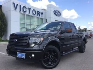 2014 Ford F-150 FX4, Navigation, Heated/Cooled Seats - 3 DAY TEN