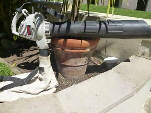 RYOBI Powerful Sweeper Blower Garden Electric Avalon Pittwater Area Preview