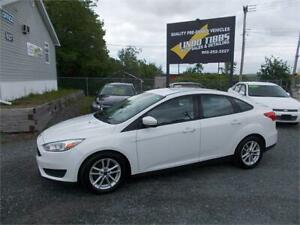 2015 Ford Focus SE 90 DAY BUMPER TO BUMPER WARRANTY/EXCHANGE