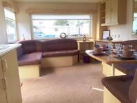Static caravan for sale 2002 at Cresswell Towers, Druridge Bay, Northumberland