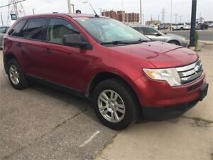 2009 Ford Edge SE ALL CREDIT APPROVED!