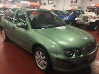 2004 (53) ROVER 25 1.4 IMPRESSION 3 5DR Manual