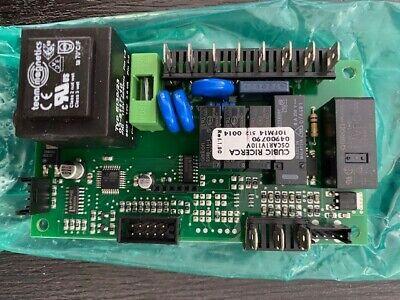 Nuova Simonelli Control Fill Board 04900790 Part No Oscar1v110v