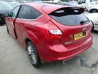Ford Focus 1.6tdci 8v 2013 For Breaking