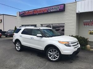 2014 Ford Explorer Limited LEATHER