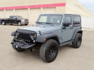2014 Jeep Wrangler 4WD SPORT Accident Free,  Bluetooth,  A/C,