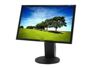 "Samsung SyncMaster 2443BW - LCD monitor - 24"" Series"