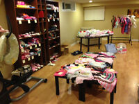Baby Clothes (Girl) from 0-3 months and more
