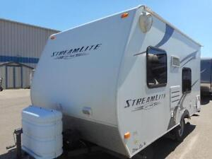 2010 STREAMLITE 16 DBH - BUNKS. SUPERLIGHT. SUV TOWABLE!