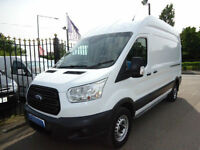 2014 FORD TRANSIT 2.2 TDCI 125 L3 H3 LWB HIGH ROOF 6-SPEED