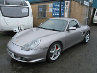 Porsche Boxster S 3.2 2003MY Immaculate Condition