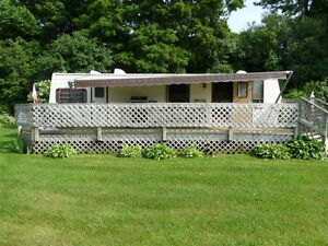 Trailer, Deck and Shed - Package Deal - Make An Offer