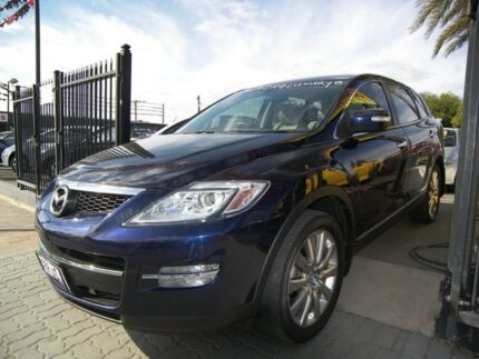 2009 Mazda CX-9 09 Upgrade Luxury 6 Speed Auto Activematic Wagon Enfield Port Adelaide Area Preview