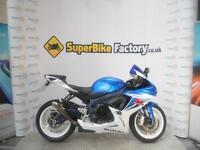 2012 12 SUZUKI GSXR600