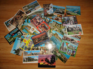 25 Post cards