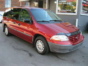 1999 Ford Windstar Fourgonnette, fourgon
