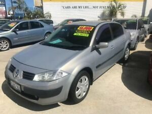 2005 Renault Megane II L84 Expression Silver 6 Speed Manual Sedan Welshpool Canning Area Preview