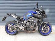2016 Yamaha MT-10 1000CC Sports 998cc Maroochydore Maroochydore Area Preview