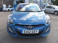 Hyundai i30 CLASSIC BLUE DRIVE CRDI (blue) 2012