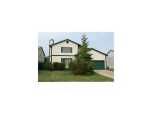 Available Immediately. House & Garage Dickensfield Fort McMurray
