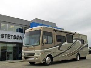 2009 Ford F-53 Motorhome Chassis 2010 Thor Windsport 32V
