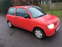 Daihatsu Cuore 1.0 Genuine low mileage 21,000 miles 1 previous owner very cheap car to run