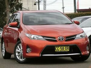 2015 Toyota Corolla ZRE182R Ascent Sport S-CVT Inferno 7 Speed Constant Variable Hatchback Condell Park Bankstown Area Preview