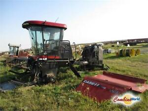 PARTING OUT: 2009 Case WD1203 Swather (Salvage/Used Parts)