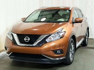 2015 Nissan Murano SL AWD w/ Navigation, Leather, Sunroof
