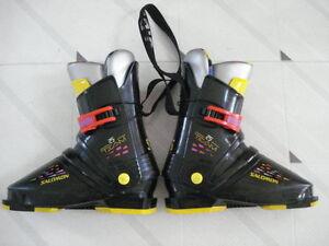 Bottes de Ski Salomon pour enfant