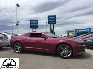 2014 Chevrolet Camaro Coupe 1SS Manual 20 426HP(Colored Touch)