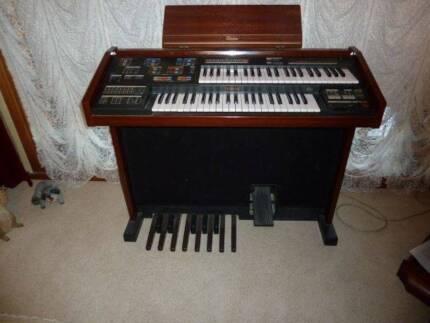 Organ in adelaide region sa musical instruments gumtree yamaha electone m c 400 electric organ fandeluxe Choice Image