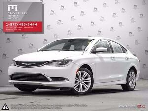 2015 Chrysler 200 Limited Front-wheel Drive (FWD)
