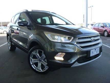 2017 Ford Escape ZG Titanium AWD Magnetic 6 Speed Sports Automatic Wagon