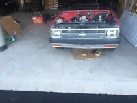 1992 s10 parting out